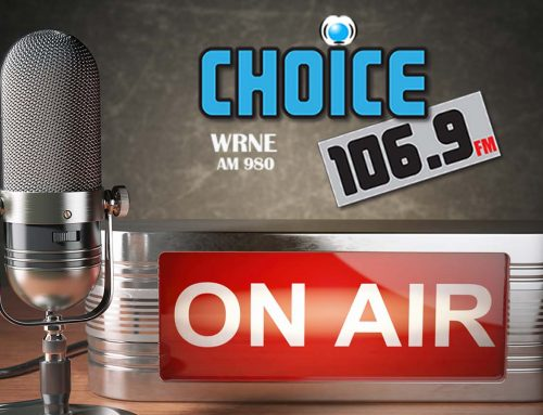 Hello From Choice 106.9 FM WRNE 980 AM